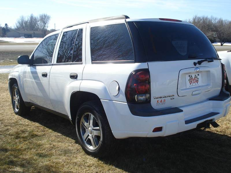 2005 chevrolet trailblazer ls 4wd 4dr suv in glidden ia. Black Bedroom Furniture Sets. Home Design Ideas