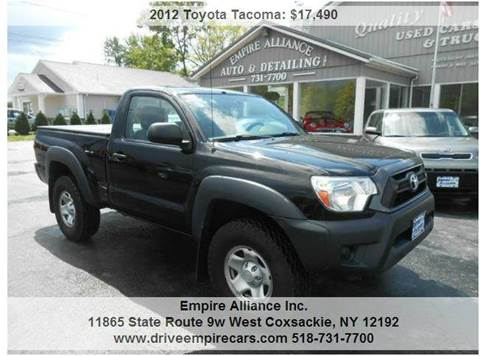 2012 Toyota Tacoma for sale in West Coxsackie, NY