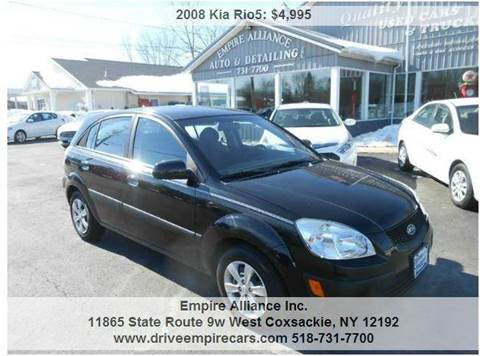 2008 Kia Rio5 for sale in West Coxsackie, NY