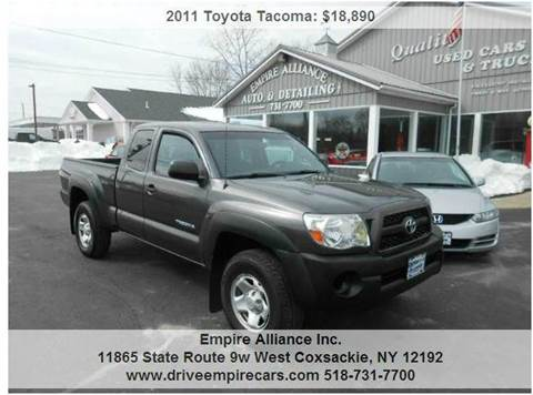2011 Toyota Tacoma for sale in West Coxsackie, NY
