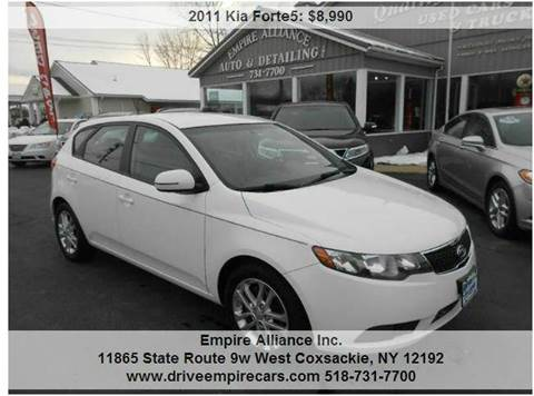 2011 Kia Forte5 for sale in West Coxsackie, NY