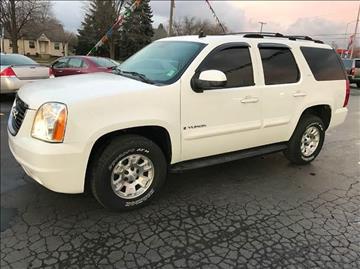 2007 GMC Yukon for sale in Pontiac, MI