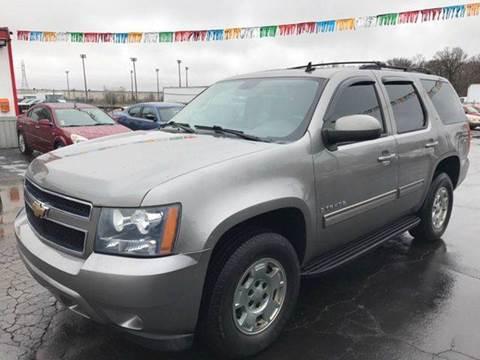 2009 Chevrolet Tahoe for sale in Pontiac, MI