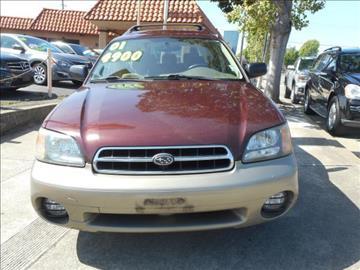 2001 Subaru Outback for sale in El Cerrito, CA
