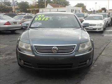 2005 Volkswagen Phaeton for sale in El Cerrito, CA