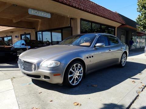 2007 Maserati Quattroporte for sale in El Cerrito, CA