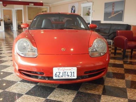 2001 Porsche 911 for sale in El Cerrito, CA