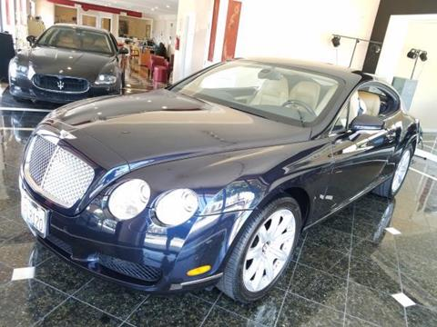 2006 Bentley Continental GT for sale in El Cerrito, CA