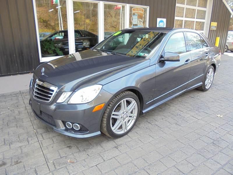 2010 mercedes benz e class awd e350 sport 4matic 4dr sedan for Mercedes benz e350 4matic 2010