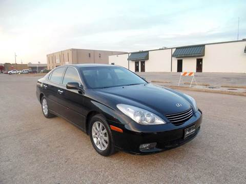 2003 lexus es 300 for sale in dallas tx. Black Bedroom Furniture Sets. Home Design Ideas