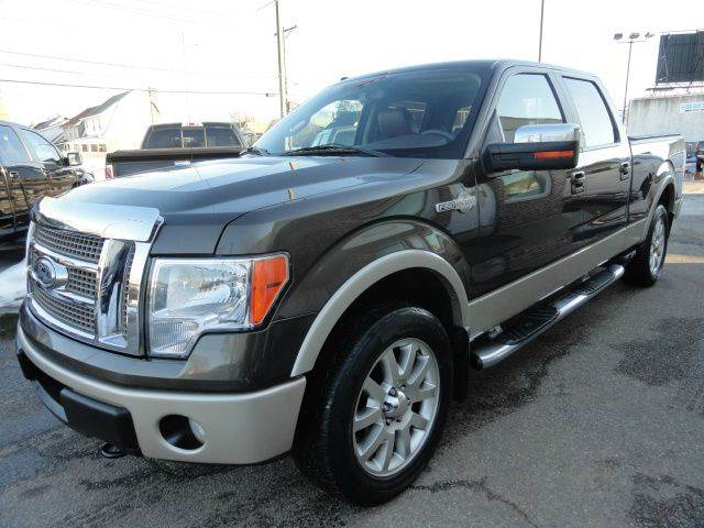 2009 ford f 150 king ranch 4x4 4dr supercrew navigation rear camera heated cooled seats sunroof. Black Bedroom Furniture Sets. Home Design Ideas