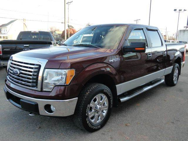Ford F150 For Sale Nj >> 2010 Ford F 150 F150 F 150 Xlt 4x4 4dr Supercrew Styleside | Autos Post