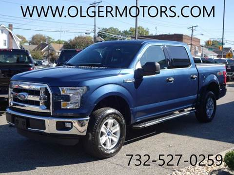 2016 Ford F-150 for sale in Woodbridge, NJ