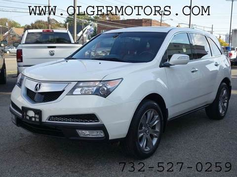 2011 acura mdx for sale new jersey. Black Bedroom Furniture Sets. Home Design Ideas