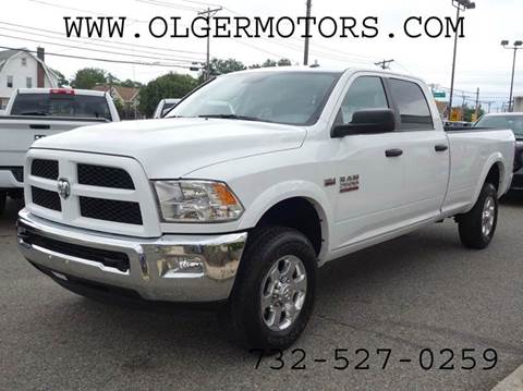2016 RAM Ram Pickup 2500 for sale in Woodbridge, NJ
