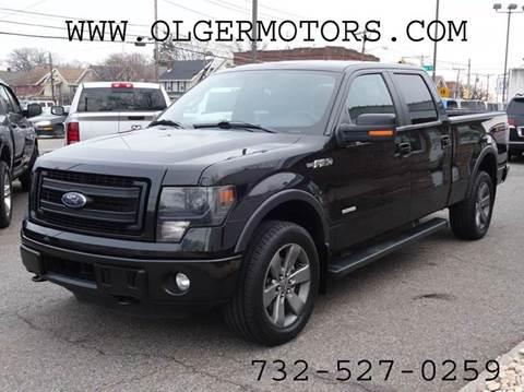 Olger Motors Inc Used Cars Woodbridge Nj Dealer
