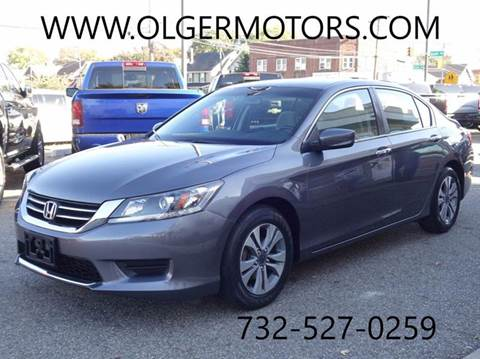 2013 Honda Accord for sale in Woodbridge, NJ