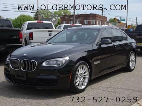 2014 BMW 7 Series For Sale In Woodbridge NJ