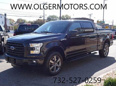 2015 Ford F-150 for sale in Woodbridge, NJ
