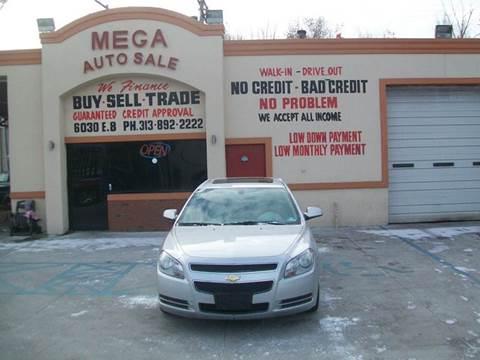 2010 Chevrolet Malibu for sale in Detroit, MI
