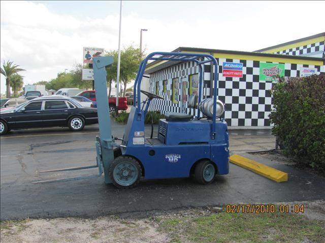 2013 Datsun Forklift