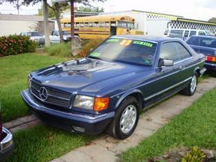 1983 Mercedes-Benz 380-Class