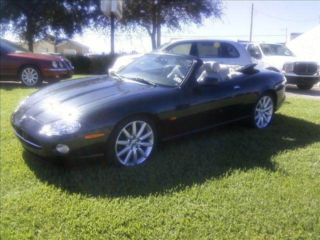 2005 Jaguar XK-Series