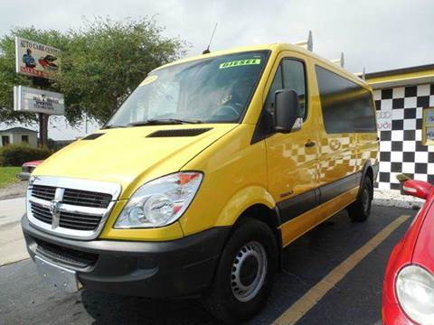 2007 Dodge Sprinter Cargo for sale in Fort Pierce, FL