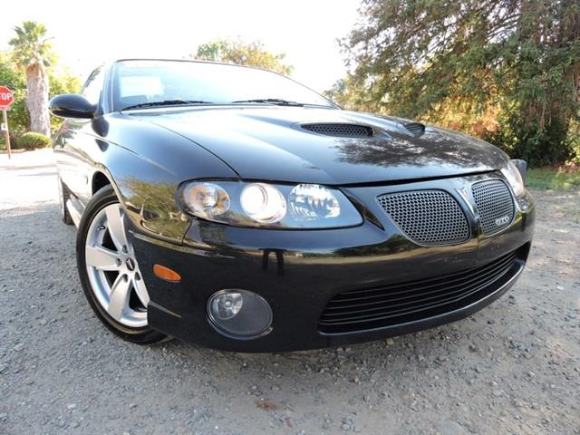 2005 pontiac gto for sale in sacramento ca. Black Bedroom Furniture Sets. Home Design Ideas