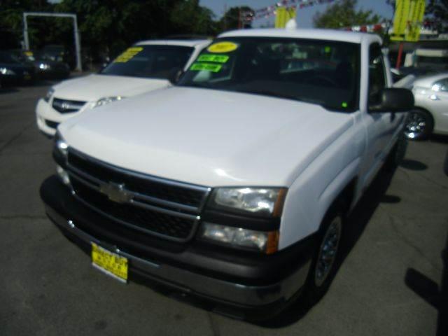 2007 Chevrolet Silverado 1500 Classic for sale in SAN JOSE CA