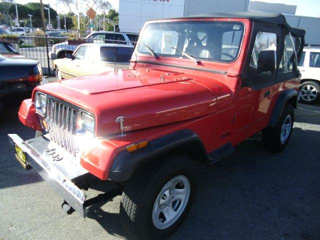 1989 JEEP WRANGLER SOFT TOP