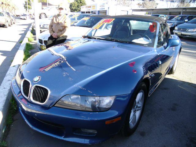 2001 BMW Z3 ROADSTER 25I blue abs brakesair conditioningalloy wheelsamfm radioanti-brake sys