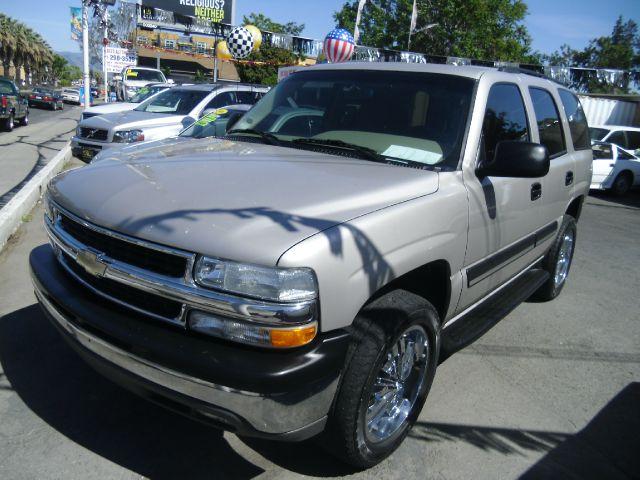 2004 Chevrolet Tahoe for sale in SAN JOSE CA