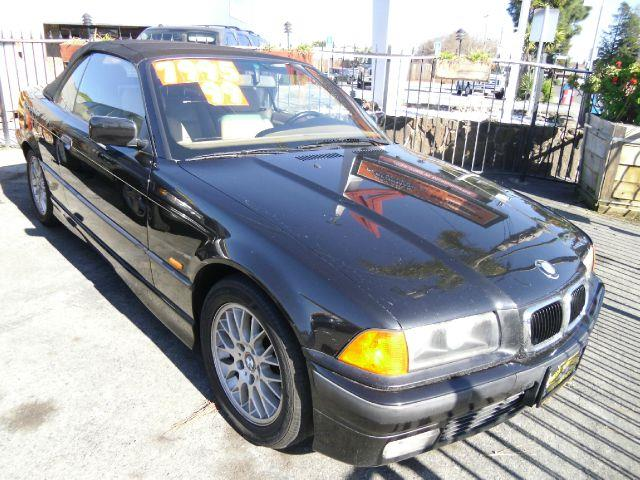 1999 BMW 3 SERIES 328IC black abs brakesair conditioningalloy wheelsamfm radioanti-brake syst