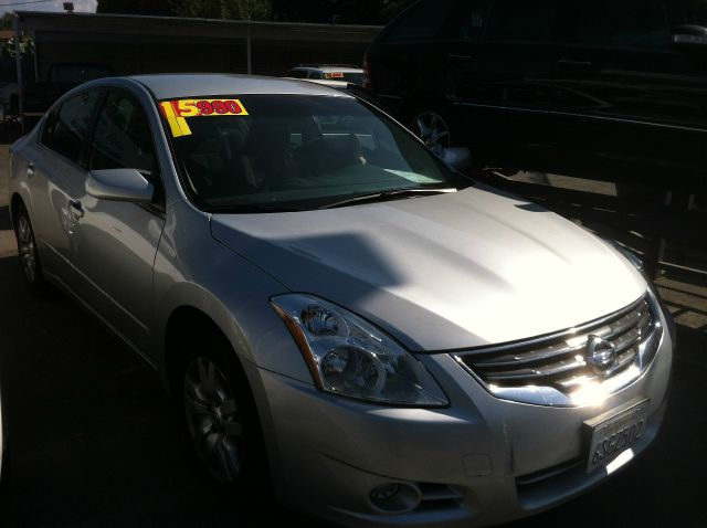 2011 NISSAN ALTIMA 25 S silver abs brakesair conditioninganti-brake system 4-wheel absbody st