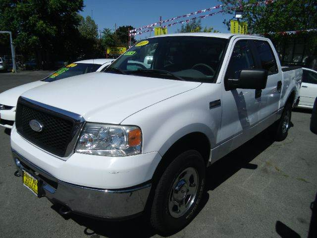 2007 Ford F-150 for sale in SAN JOSE CA