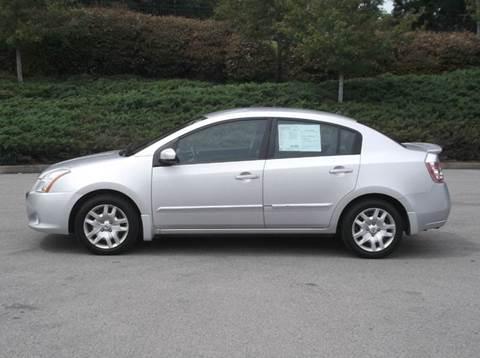 2012 Nissan Sentra for sale in Mount Juliet, TN