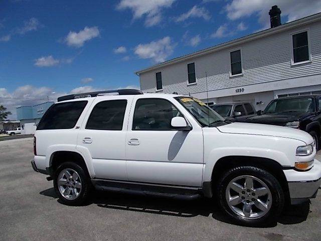 Chevrolet Tahoe Suv In Mount Zion Il Kevin
