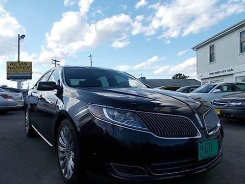 2013 Lincoln MKS for sale in Mount Zion, IL
