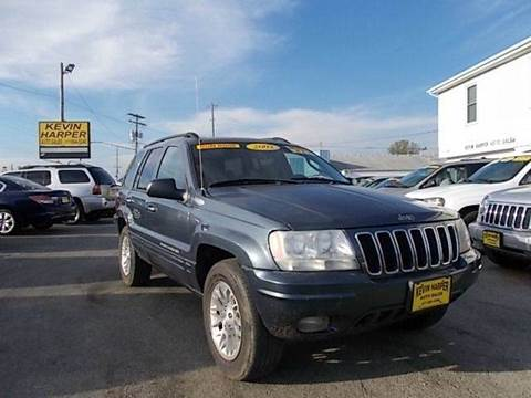 2002 Jeep Grand Cherokee for sale in Mount Zion, IL