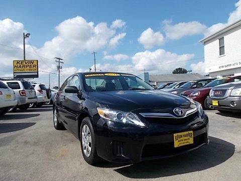 2011 Toyota Camry Hybrid for sale in Mount Zion, IL