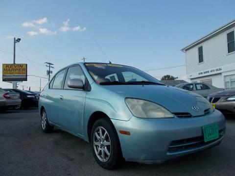 2003 Toyota Prius for sale in Mount Zion, IL