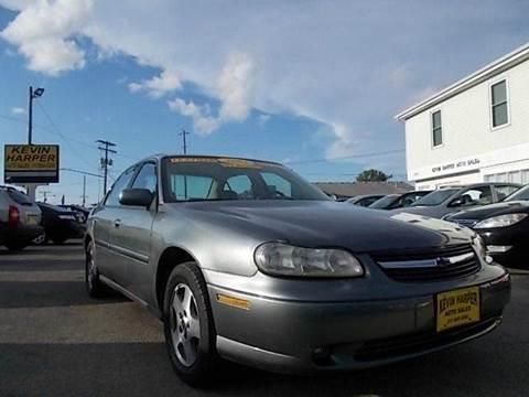 2003 Chevrolet Malibu for sale in Mount Zion, IL