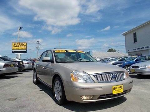 2007 Ford Five Hundred for sale in Mount Zion, IL