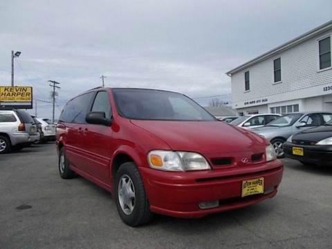 1998 Oldsmobile Silhouette for sale in Mount Zion, IL