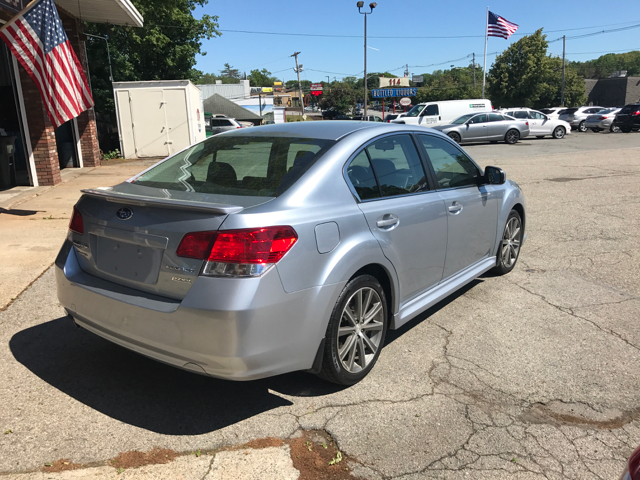 2013 Subaru Legacy 25i Sport Awd 4dr Sedan In Lawrence Ma