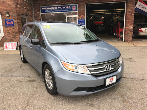 2013 Honda Odyssey for sale in Lawrence, MA