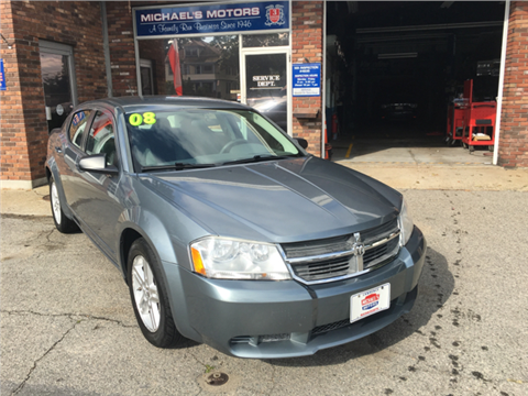 2008 Dodge Avenger for sale in Lawrence, MA