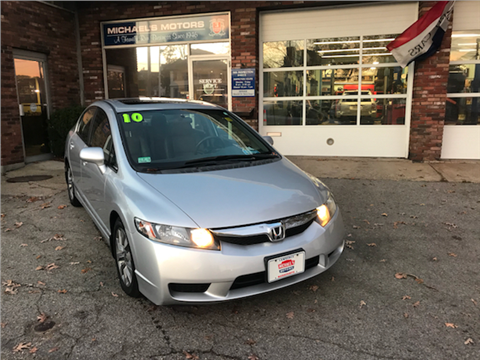 Honda Civic For Sale In Lawrence Ma Carsforsale Com