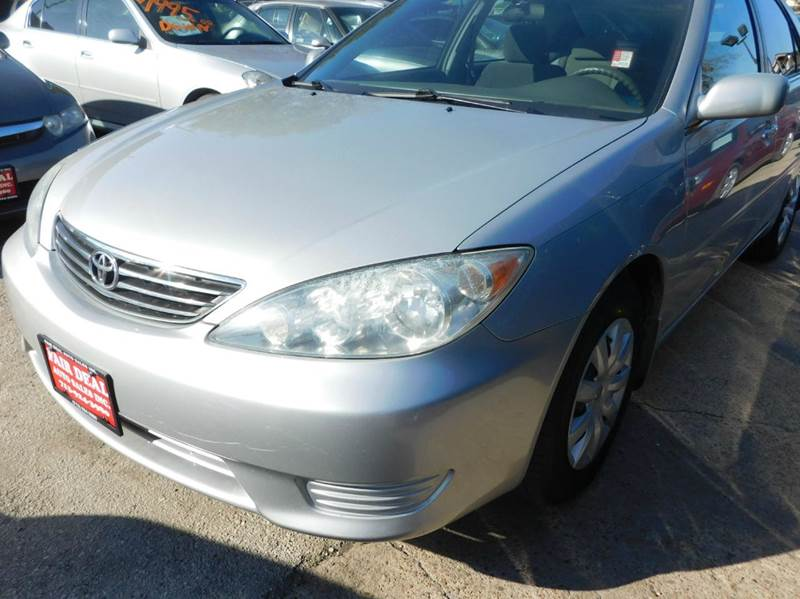 2006 toyota camry le 4dr sedan w automatic in houston tx fair deal auto sal. Black Bedroom Furniture Sets. Home Design Ideas